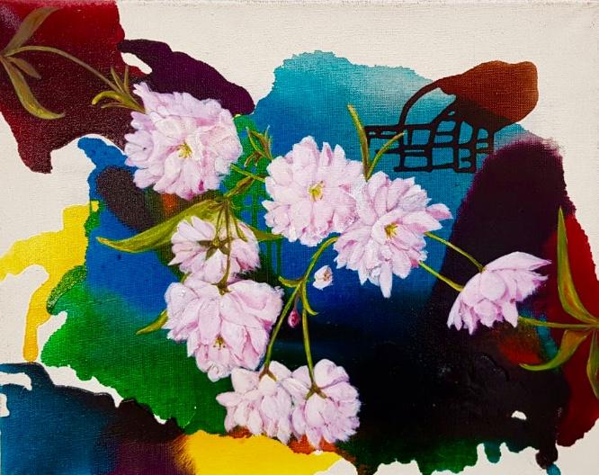 Cherry Blossom Riona